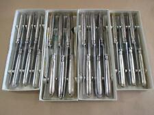 Butter Knives, Dinner Knives, x24, H Turner, Firth Brearly, Stainless