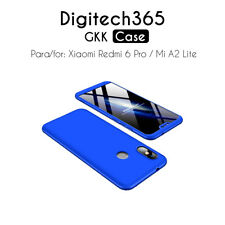 Funda carcasa GKK 3 en 1 completo 360º para Xiaomi Redmi 6 Pro / Mi A2 Lite