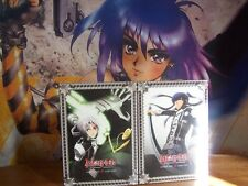 D. Gray-Man Season 1 Part 1,2 Complete Thin Pack Box Set BRAND NEW - Anime DVD