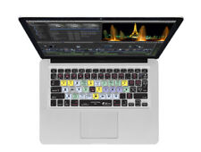 Final Cut Pro X (French-AZERTY) Kybd Cover for MacBook/Air 13/Pro (2008+)/Retina