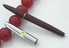 New HERO 100 Fountain Pen 14K Gold Fine Nib  red   Shanghai, China