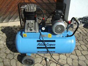 Atlas Copco HP3 Kompressor 2 Kolben 230 v