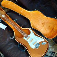60's 70's Vintage KAY Strat K-32T WOW.  RARE, amazing vibe, w tremolo NICE
