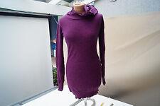 BENCH Mädchen Sweatshirt long Shirt Pullover Kapuzenshirt Gr.11 12j lila TOP #s