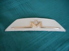 1956 MERCURY TRUNK EMBLEM REPLACEMENT - NEW