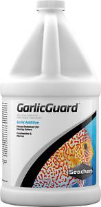 Seachem Garlic Guard 2L Concentrated supplement Vitamin C Aquarium Fisk Tank
