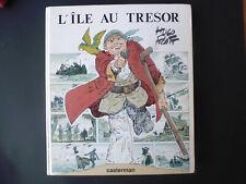 L'Ile au Trésor - Hugo PRATT / STEVENSEN - 1988.