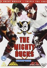 The Mighty Ducks Trilogy Complete Collection 1 2 3 Box Set | New | Sealed | DVD