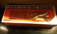 Lionel Trains Denver & Rio Grande Western D&RGW Waffle Side Boxcar 6-15000
