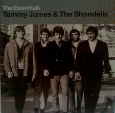 TOMMY JAMES & THE SHONDELLS - TOMMY JAMES & THE SHONDELLS, THE ESSENTIALS