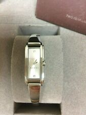 GUCCI 100% GENUINE LADIES DIAMOND DIAL WATCH MODEL 109 BOXED RRP £695