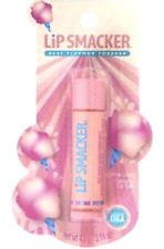Lip Smackers Pink Cotton Candy Flavoured Lip Balm Made in USA