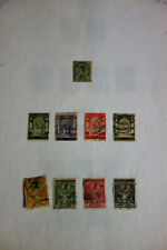 Thailand Stamps Strong Selection Mint & Used Housed on Pages