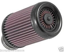 """KN Filtro aria universale (RX-3800) 2-7/16"""" 20 GR FLG, 4-1/2""""B, 4""""T, 6-1/8""""H"""