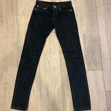 Women/'s Denim Jeans Mimetici Ragazzo Harem Pantaloni Larghi Stile Bottoni Misura UK 6-14
