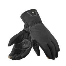 Gants de ville d'hiver noir pour motocyclette