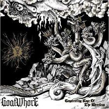 GOATWHORE - Constricting Rage Of The Merciless  [BLACK Vinyl] LP