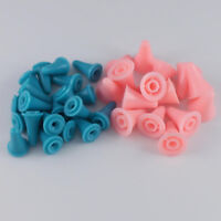 Pack Of 40 Pcs, 2 Sizes ABS Plastic Knitpro Knitting Needle Point Protectors