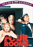 four rooms - Dutch Import  (UK IMPORT)  DVD NEW