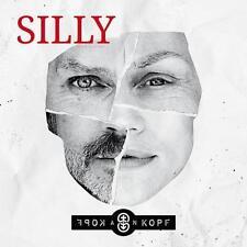 SILLY Kopf an Kopf CD 2013 *NEU Anna Loos Ritchie Barton Uwe Hassbecker Reznicek