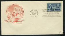 "USA  1947  FDC  Scott # 947  ""Washington-Franklin"""