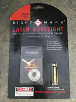 Sightmark Boresight for .223 5.56x45 NATO Carrying Case Red Laser Dot