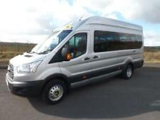 Diesel Minibuses, Buses & Coaches with Rear Seat Belts