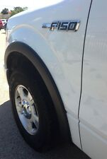 FORD F150 FENDER FLARES FACTORY STYLE WHEEL FLARES - 4 PIECES - FLARESIDE