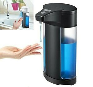 Soap Dispenser Touchless Automatic 13oz Self standing or Wall mounted ADJUSTABLE