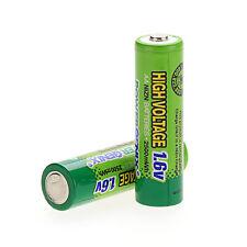 2piezas AA 1.6v 2500mah Ni-Zn NiZn Pilas Recargables Baterías recargables