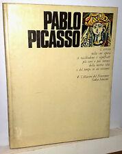 PABLO PICASSO  Hans L. Jaffe  Sadea Sansoni 1969