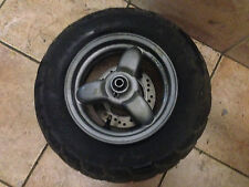 PEUGEOT SQUAB TREKKAR FRONT WHEEL WITH TYRE 120-90-10