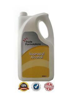 IPA - Isopropyl Alcohol 99.9% - (1x5 Litres)