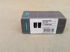 Hansgrohe SPINDEL Part 92607000 stop valve set for thermostatic mixer