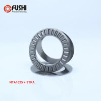 NTA1625 + 2TRA Inch Thrust Needle Roller Bearing With Two TRA1625 Washers  5 Pcs