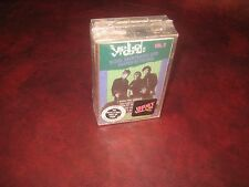 YARDBIRDS JEFF BECK BACKTRACKS SEALED DOUBLE CASSETTE OUT OF PRINT 1991 RELEASE
