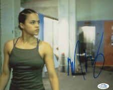 Michelle Rodriguez GirlFight Autographed Signed 8x10 Photo Coa #E7O