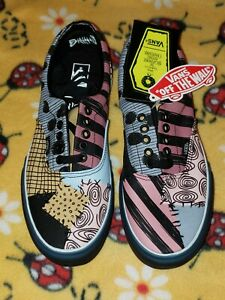 Vans The Nightmare Before Christmas Era Stacked Sally Shoes Size 8.5