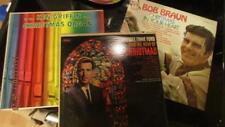 VINTAGE CHRISTMAS ALBUMS-BOB BRAUN, TENNESSEE ERNIE FORD,KEN GRIFFIN