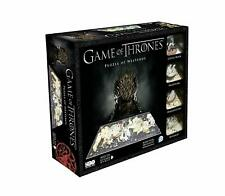 "4D Cityscape HBO Game of Thrones Westeros Puzzle  "" Free Shipping """
