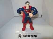 "2013 Superman Mega Punch 10"" Action Figure Toy DC Comics Man Of Steel"