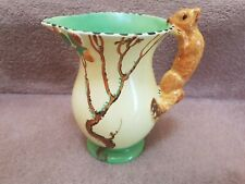More details for burleigh ware - a fabulous squirrel jug made by burgess & leigh c1930s excellent