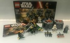 Lego Star Wars Rebels Kanan Speeder Bike - 75141 - 100% Complete