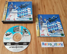 SEGA Saturn Sonic Wings Special JAP
