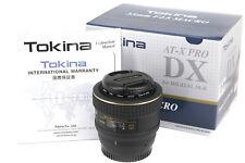 TOKINA AT-X PRO DX 35mm 2,8 MACRO für NIKON AF, lens in OVP  * Fotofachhändler*
