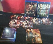 Supernatural - Series 3 & 4 (Blu-ray) VGC