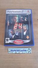 24 HEURES CHRONO LE JEU /  PS2 SONY PLAYSTATION 2  PAL COMPLET