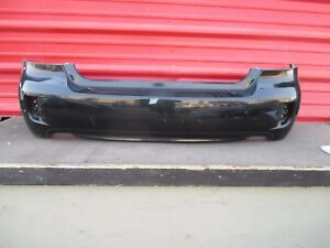 SUBARU LEGACY GT SEDAN REAR BUMPER COVER OEM 08 09 USED 2008 2009