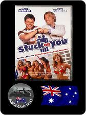 Stuck on You - Matt Damon, Eva Mendes (DVD, VGC, FAST POST, OZ SELLER)