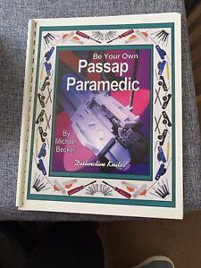 Passap Paramedic Knitting Machine Book